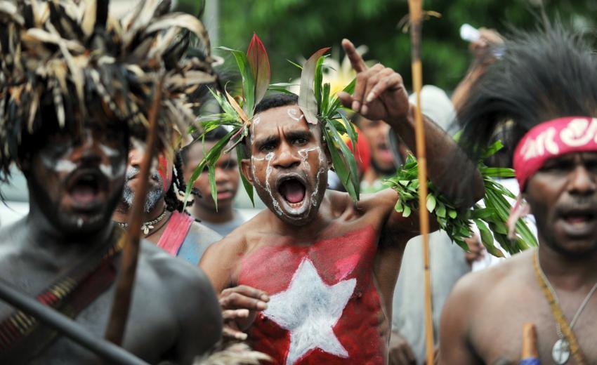 В Индонезии туриста приговорили к пяти годам тюрьмы за сепаратизм