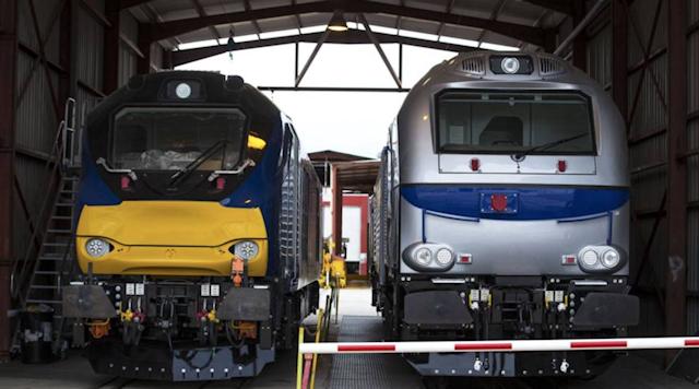 Валенсийский завод выпустит 60 локомотивов для Финляндии
