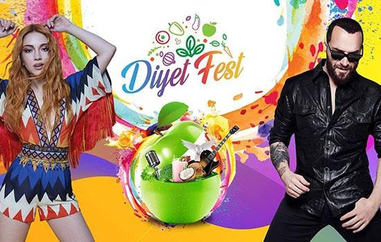 13-14 апреля в Стамбуле пройдет крупнейший оздоровительный фестиваль Diet Fest
