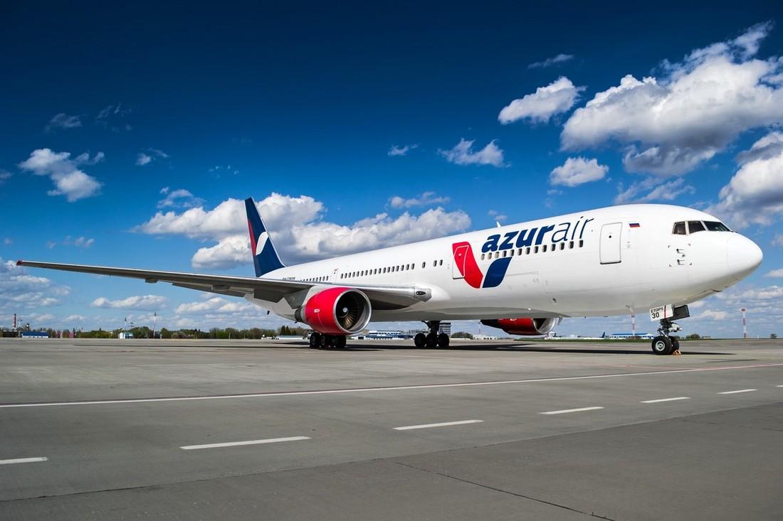 Azur Air: туристы застряли в ОАЭ на сутки