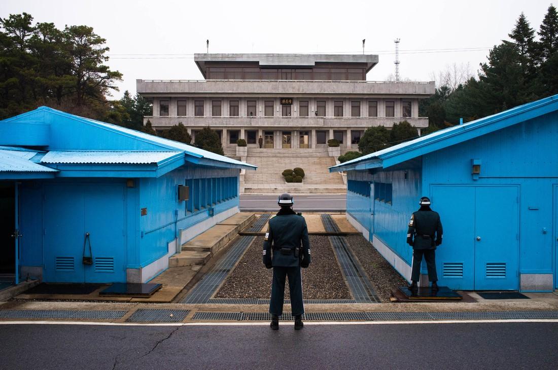 Южная Корея снова открыла для туристов доступ в демилитаризованную зону на границе с КНДР