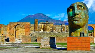 Новые строгие правила для посещения Помпеи