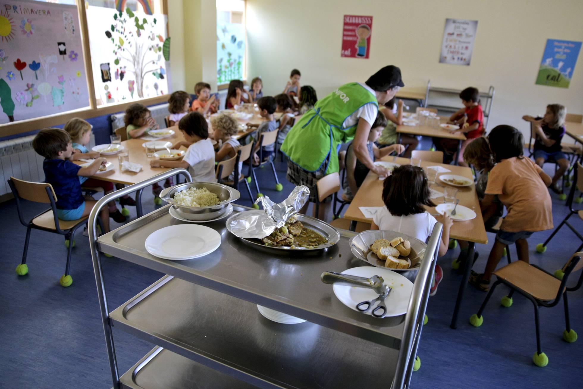 Нравится ли родителям школьное питание в Испании?