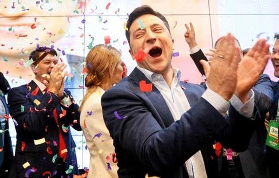 Избранный президент Украины Зеленский поехал в турецкий Бодрум на праздник